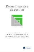 Revue Française de Gestion Image de couverture